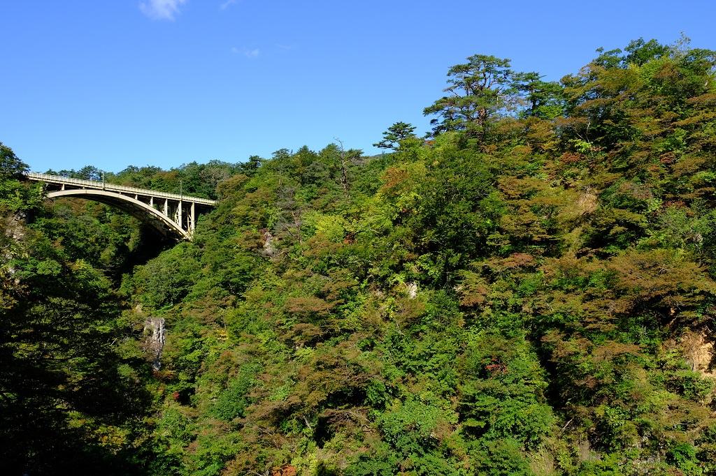鳴子大橋を遊歩道から撮影してみる!