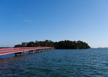 福浦橋の風景写真