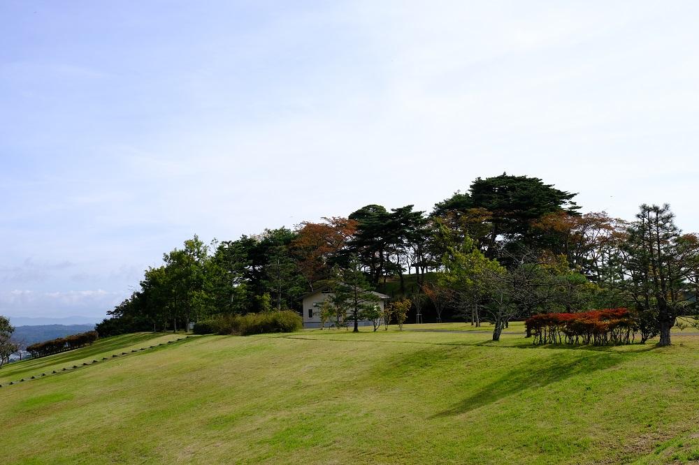 XF16-55mmF2.8 R LM WR 西行戻しの松公園の作例