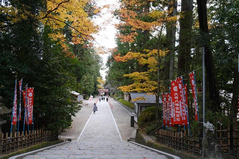 大崎八幡宮の観光写真