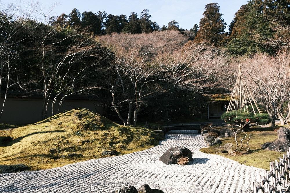 x-pro3クラシックネガで撮影の松島円通院の風景写真