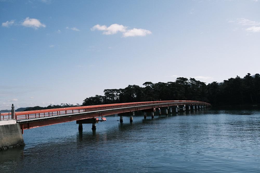x-pro3クラシックネガで撮影の福浦橋の全景写真