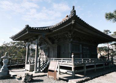 x-pro3クラシックネガの作例!松島五大堂の風景写真