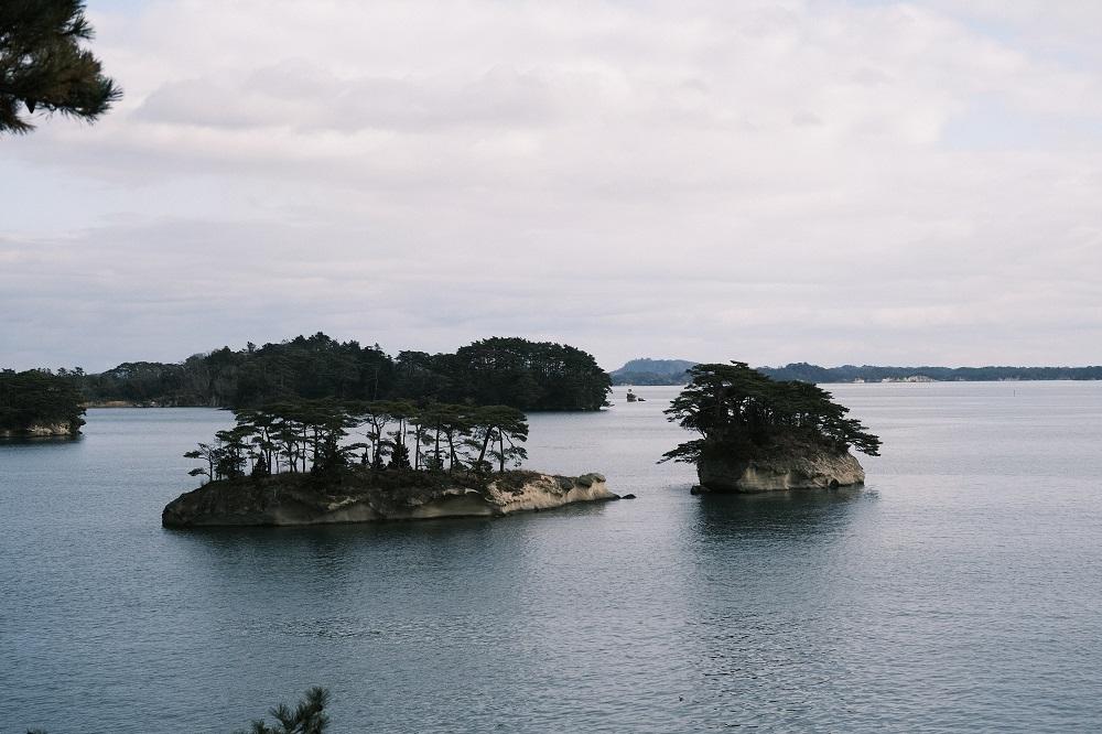 x-pro3で撮影の雄島の風景写真