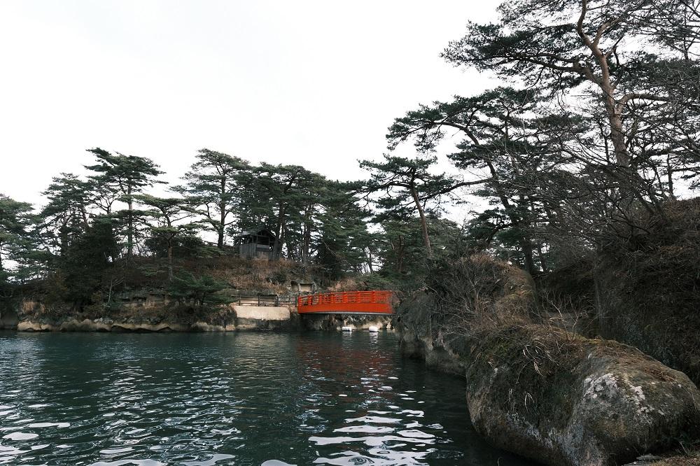 松島雄島のふうけいをクラシックネガで!