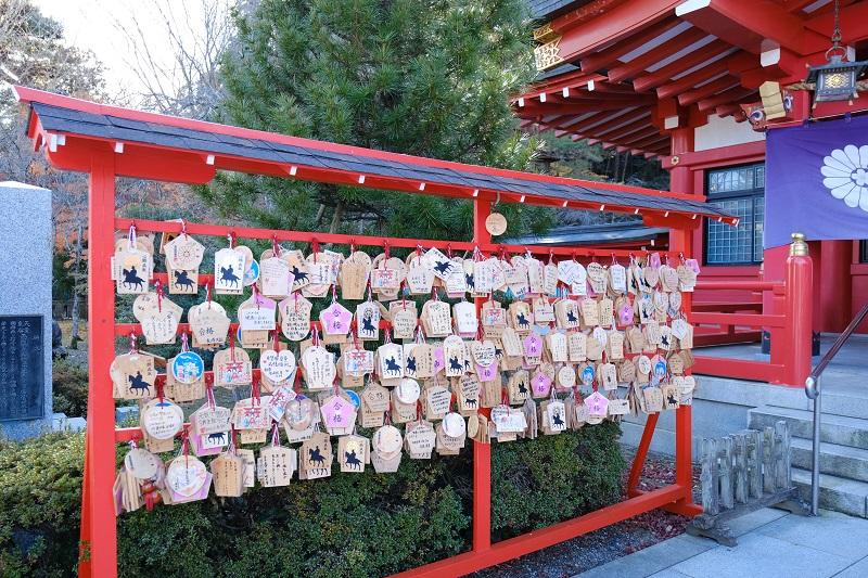 仙台護国神社の風景写真