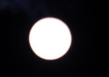 2020「狼月」(ウルフムーン)