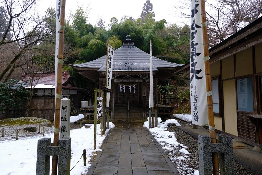 阿弥陀堂の写真