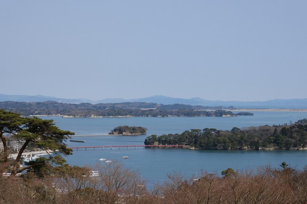 絶景の福浦橋の写真