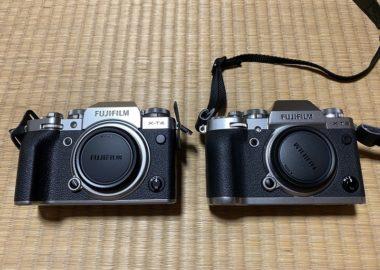 X-T-3とPRO3との比較写真