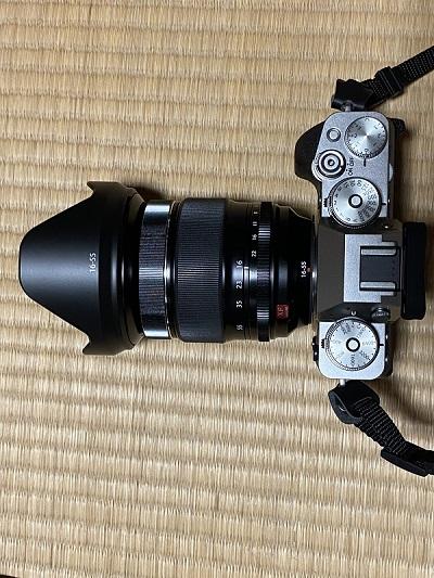 x-t4の写真