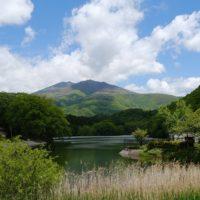 長老湖の初夏をxpro3で撮影した風景写真