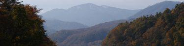 入畑ダムの風景写真